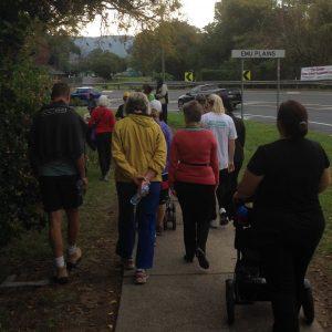 Annual Walk 2015