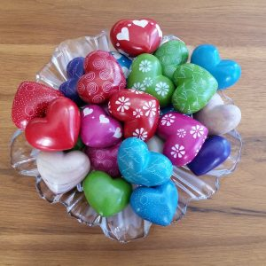 Kisii Stone - hearts, animals and much more!