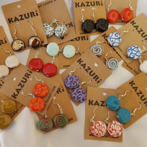 Kazuri Earrings